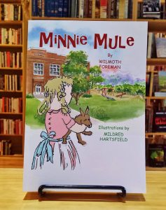 "featured image for event ""Minnie Mule"" book signing"